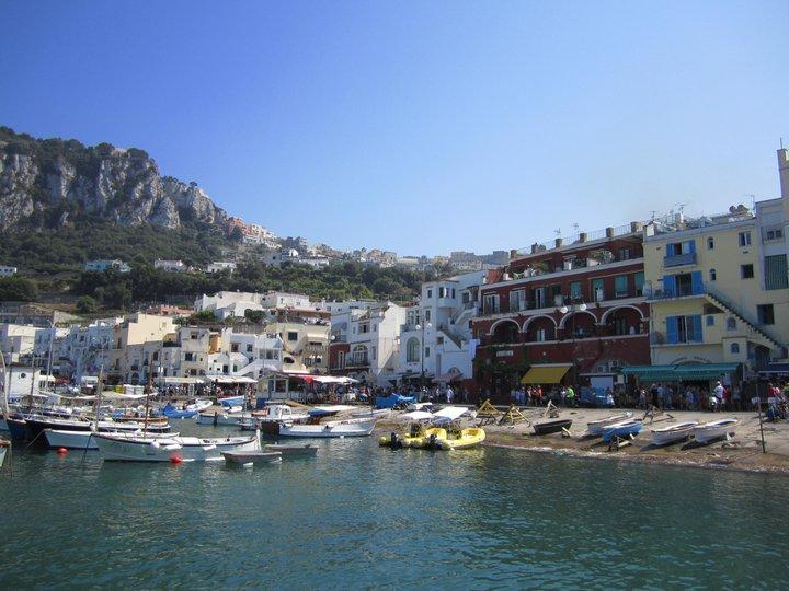 Marina Grande - Isle of Capri