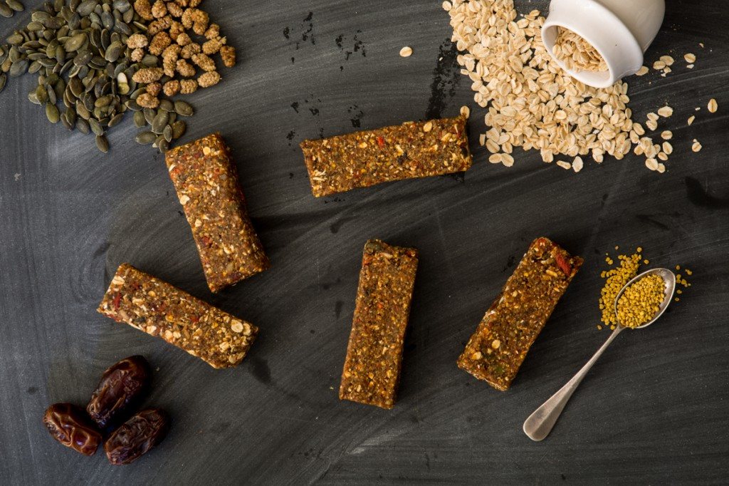 Raw Muesli Bar