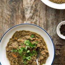 Easy Peasy Lentil Soup