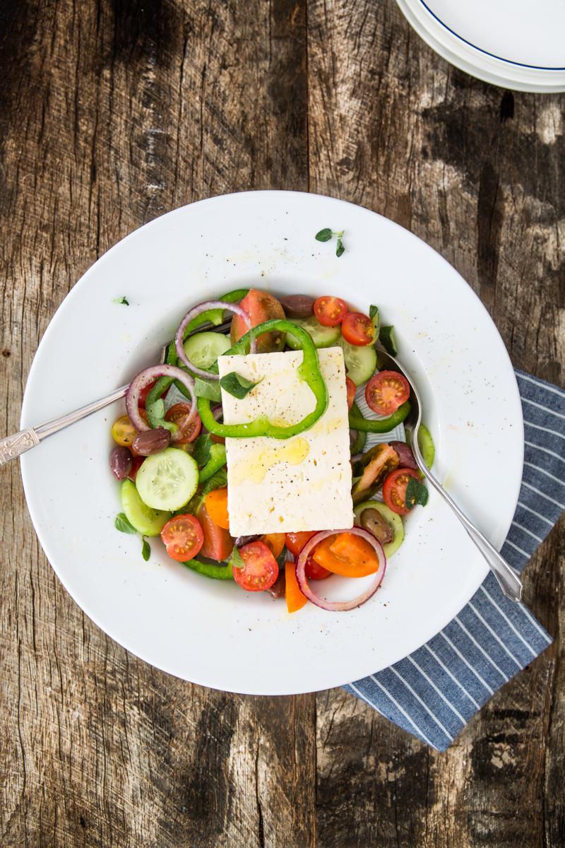 Greek Salad Perfection