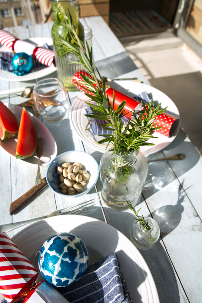 Christmas Table Styling | Nadia Felsch