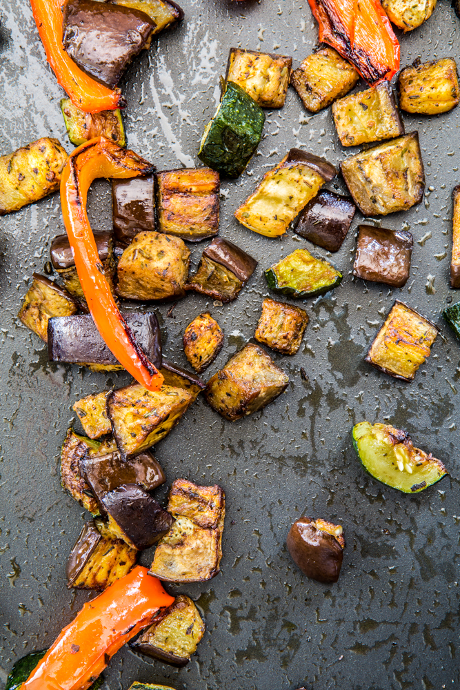 Baked Vegetables | Nadia Felsch