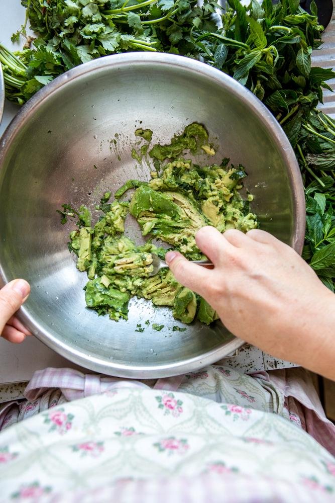 Clean Guacamole | Nadia Felsch