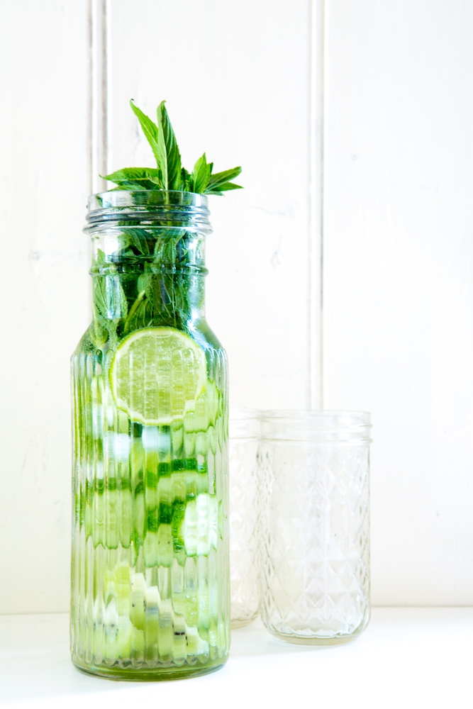 Refreshing Flavoured Water | Nadia Felsch