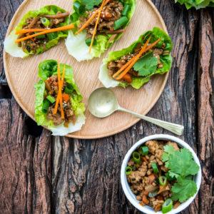 Easy Chicken San Choi Bao
