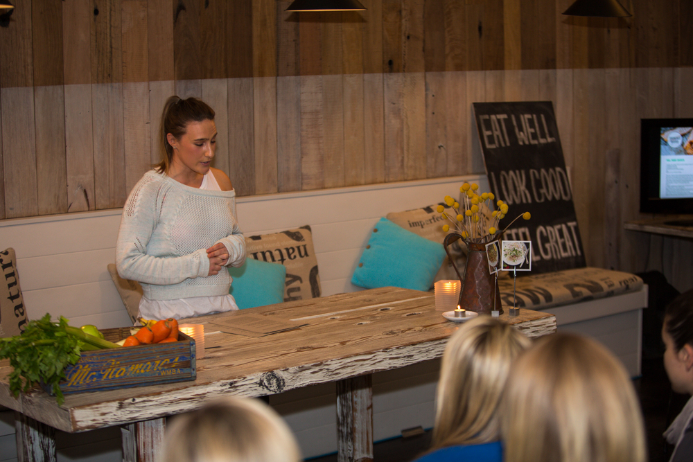 Nadia Felsch Wholefoods Workshop