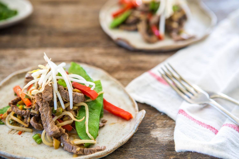 Beef Stir Fry | Nadia Felsch