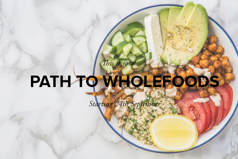 Path to Wholefoods | Nadia Felsch