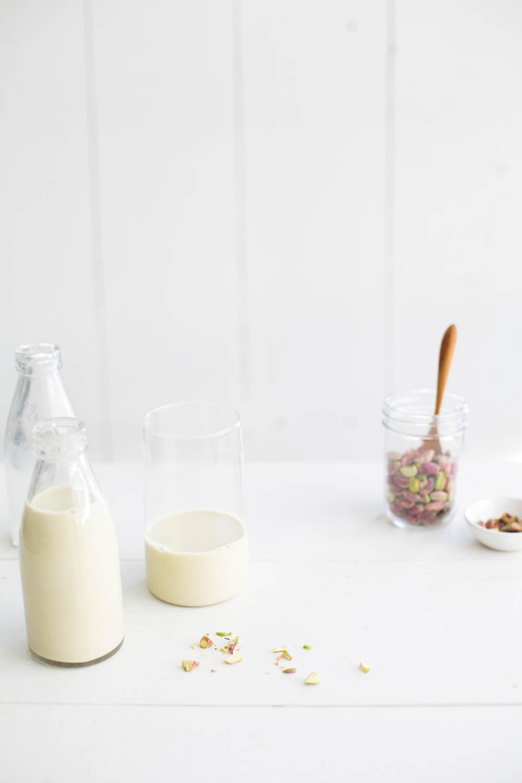 Pistachio Milk | Nadia Felsch