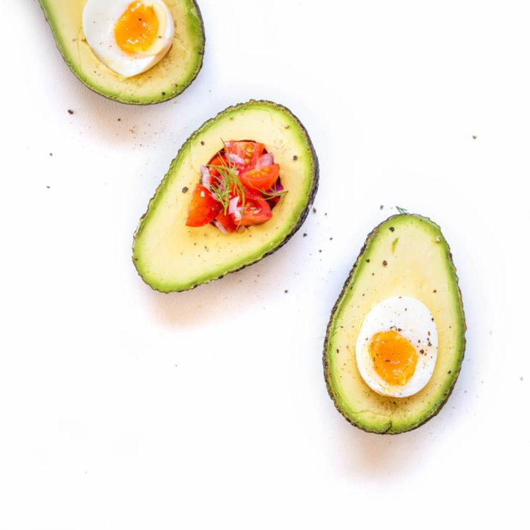 Avocado Eggs | Nadia Felsch