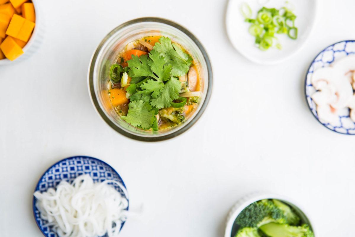 Chicken Noodle Soup | Nadia Felsch