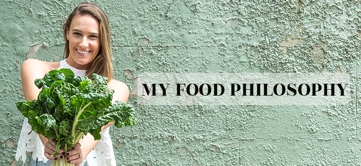 food philosophy page