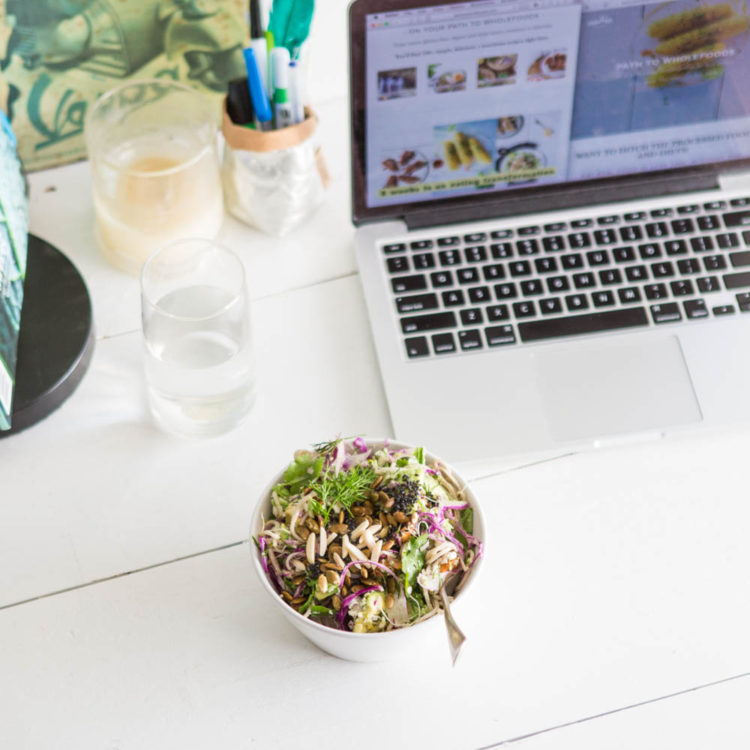 5 lessons you can learn from the way I eat | Nadia Felsch