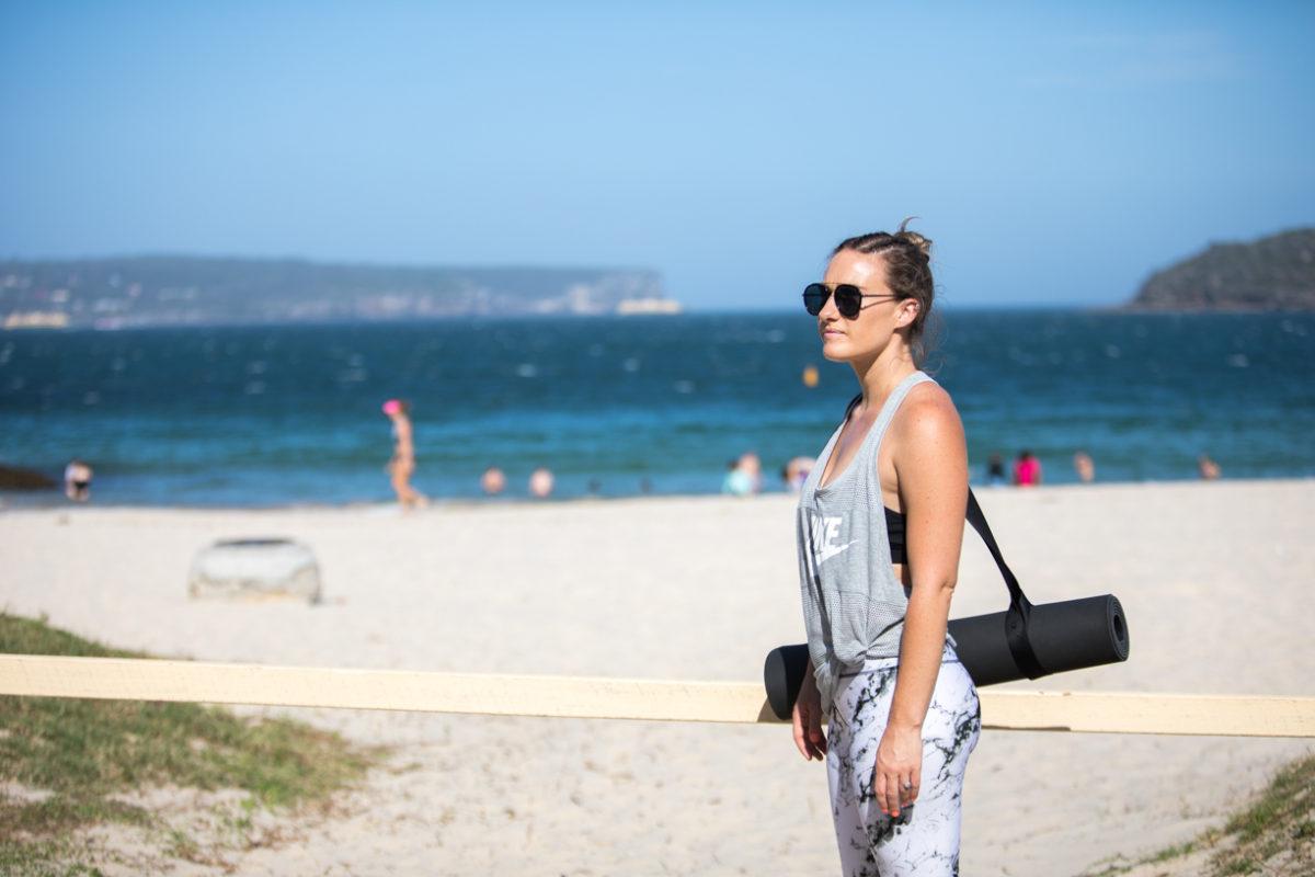 Nadia Felsch | Yoga Beach