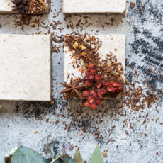 Coconut Chai Slice | Nadia Felsch