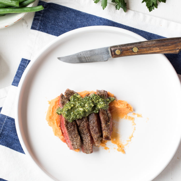Do you need to eat red meat?   Nadia Felsch