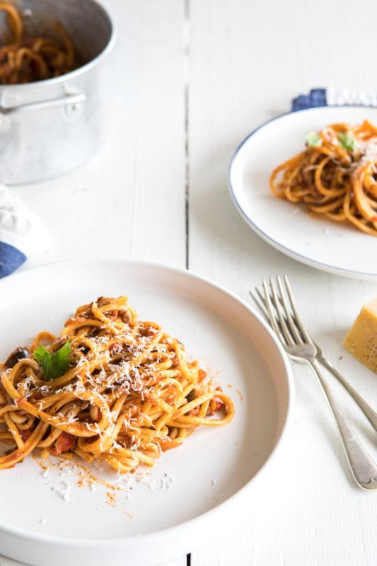 Spaghetti Bolognaise | Nadia Felsch