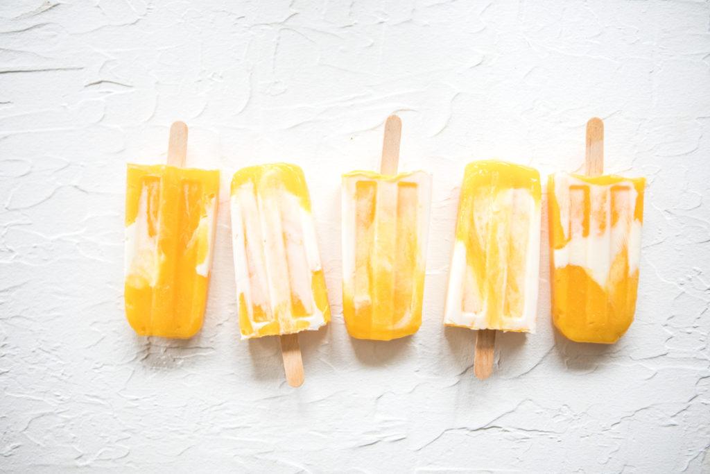 Mango Froyo | Nadia Felsch