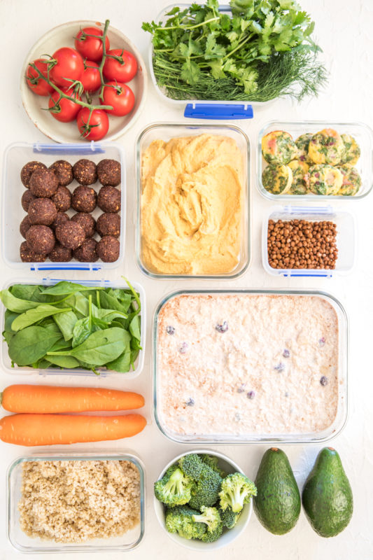 Nadia Felsch | Food Prep