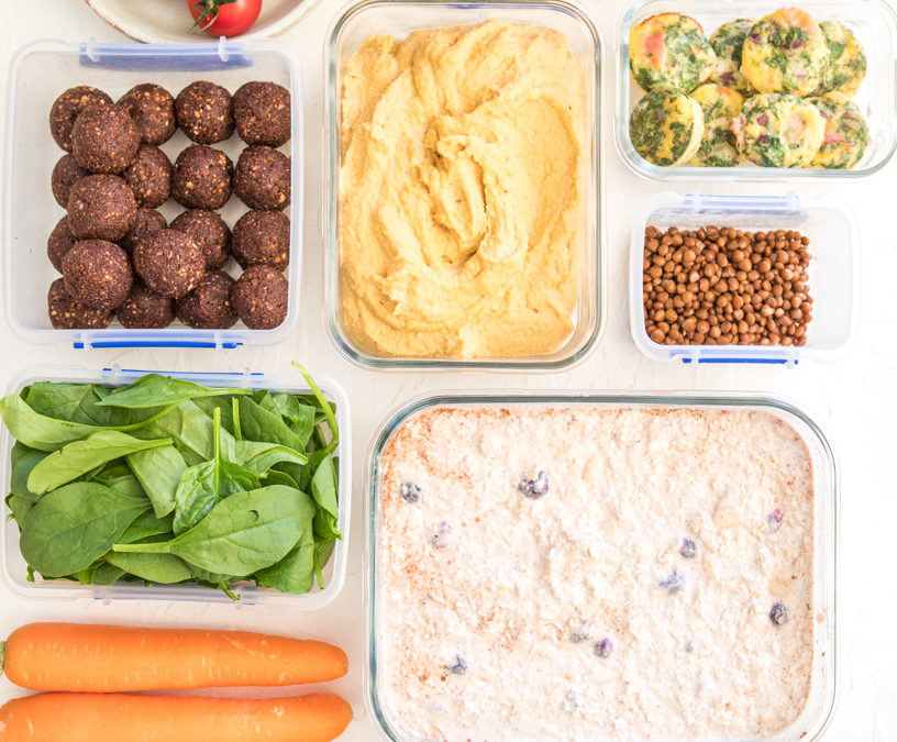 Intuitive Eating Food Prep Guide